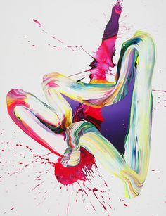 Neuewave #color #texture