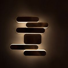 lighting design collections by .exnovo - volume sculptural polyamide light