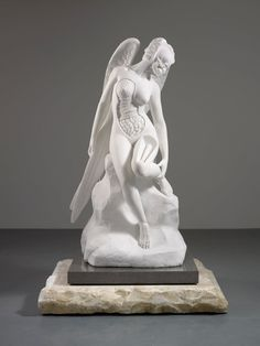 Damien Hirst's The Anatomy of an Angel