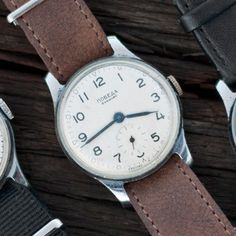 Image of 50's Military Watch #3