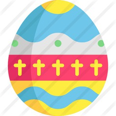 See more icon inspiration related to food and restaurant, cultures, easter egg, decoration, easter, egg and food on Flaticon.