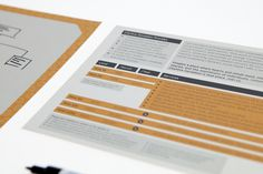 IMG_6100 #information #flyer #design #table #brochure