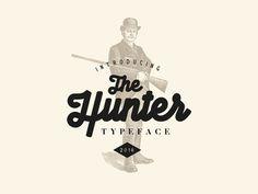 https://creativemarket.com/justliviu/1005888-The-Hunter-Typeface-Extras