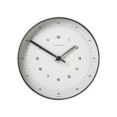 Max Bill Wall Clock – HowdyHeidi #design
