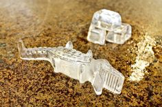 3D Crocodile Ice From Suck UK #tech #flow #gadget #gift #ideas #cool