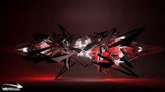 Graffiti Technica - 3d Graffiti
