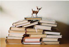 Tumblr #deer #books