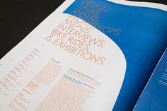 State of Design Festival 2011 | SouthSouthWest #print #colour #typography