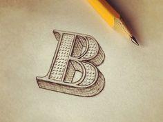 Graphic design inspiration blog #handtype