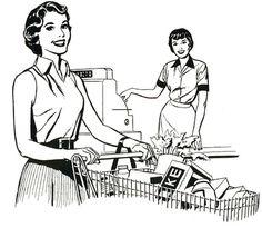 Grocery Nostalgia