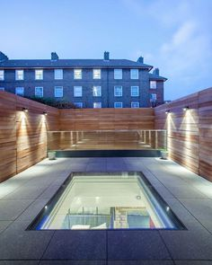 Shoreditch warehouse conversion by Chris Dyson Architects #architecture