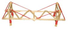 Diy Popsicle Stick Bridge Designs And Tutorials #craft #stick #popsicle #homemade #diy