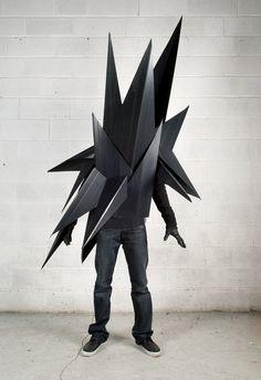 Akatre Atelier | bumbumbum #man #triangle