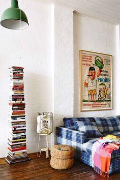 at home with saskia folk / sfgirlbybay #interior design #decoration #decor #deco