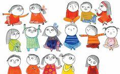 polska ilustracja dla dzieci #kids #illustration #children