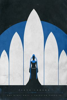 All sizes | Plava Laguna | Flickr Photo Sharing! #design #graphic #space #poster