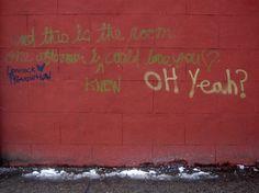 The Word On The Street: Promises, Promises « newyorkshitty.com #poetic #art #street