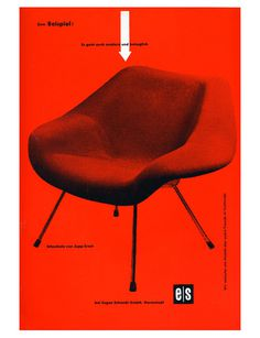 helmut lortz 1 #chairs #graphicdesign #jupp #furniture #posters #ernst