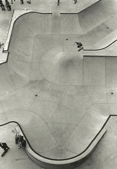Image Spark dmciv #architecture #concrete #landscapes #skateparks
