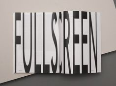 Kasper-Florio #book #black #bleed #spread #screen #full #condensed #fullscreen #typography