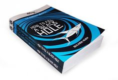 How to Fill A Black Hole - Book Design #jacket #design #book #cover #illustration #art