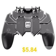 New #Six-Finger #One #Game #Controller #AK66 #Joystick #Controller #Conversion #- #BLACK
