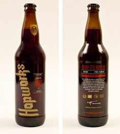 hubbottle2.jpg.960x0_q100.jpg (960×1080) #beer #packaging #design #logo #typography