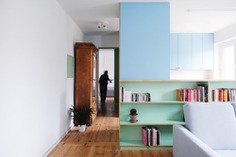 Refurbishment of an Apartment from the 50s in Poznań, Poland