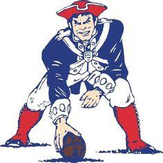 oldpatriotslogo.jpg (JPEG Image, 500x500 pixels) #new #patriots #retro #logo #football #england