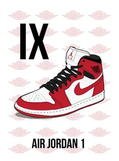 The Jordan Project #jordan #retro #illustration #sneakers #poster