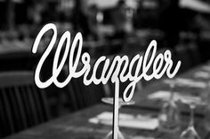 Logo(Wrangler party @ Bagatelle, Paris, via revolvingroundabout) #logo