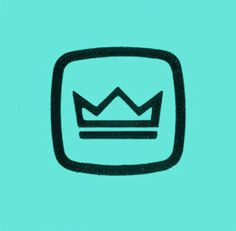 Draplin Design Co. #logo #retro #crown