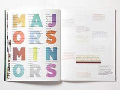 Kelly Dorsey #loyola #print #look #book #type #dorsey #kelley