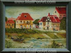 Landscape paintings for kitchen #decor #kitchen #for #art #paintings