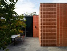 Brick House Dynamic Interior -#architecture, #house, #home, home, architecture