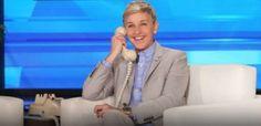 Ellen DeGeneres Snapchat