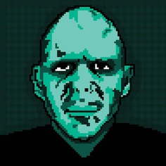 Tom. . . . . . #pixelart #pixelartist #harrypotter #voldemort #tomriddle #harrypotterfan #potter #photoshop #graphicdesign #8bit #16bit #art #hogwarts #slytherin #fandom #fanart