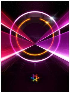 James White - Google+ #white #tron #magenta #signalnoise #signal #legacy #james #noise