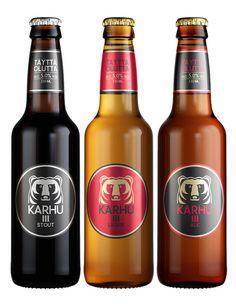 Guilherme Jardim - Karhu Beer #beer