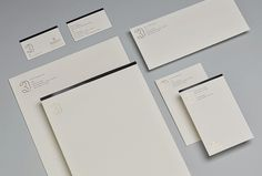 30 Park Place by Mother #brand design #stationary
