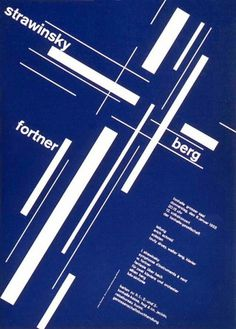 Swiss Design : Design Is History #posters #swiss #vintage