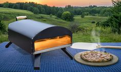 Napoli Multi-Fueled Outdoor Pizza Oven - IPPINKA now there is the Napoli Multi-Fueled Outdoor Pizza Oven. This is a high quality, easy to use authentic multi-fueled outdoor pizza oven and is available at a price that is actually affordable.