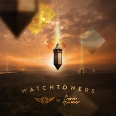 Watchtowers Album Art #music #album #design #art