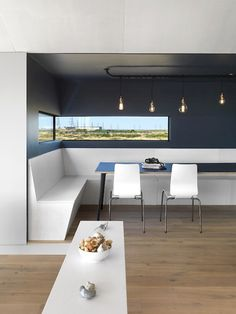 Contemporary Cottage Decorated in Minimalist Style