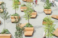 Courtyard City Hall by Atelier Starzak Strebicki