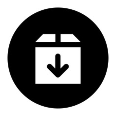 See more icon inspiration related to cardboard, box, delivery, shipping and delivery, packaging, fragile, package and business on Flaticon.