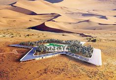 The World's Greenest Eco Luxe Resort #Resort #Eco #Oasis #TheOasisEco