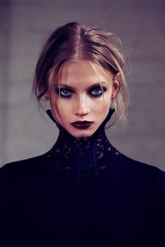 Anna Selezneva by Zoey Grossman for Love & Lemons Fall 2013 _ #grossman #lemons #2013 #fall #zoey #selezneva #anna #love