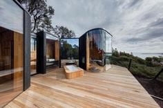 Coastal Pavilions by Liminal Studio: Freycinet Lodge 2