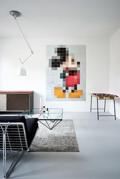 Popular: Muren & vloeren door IXXI
